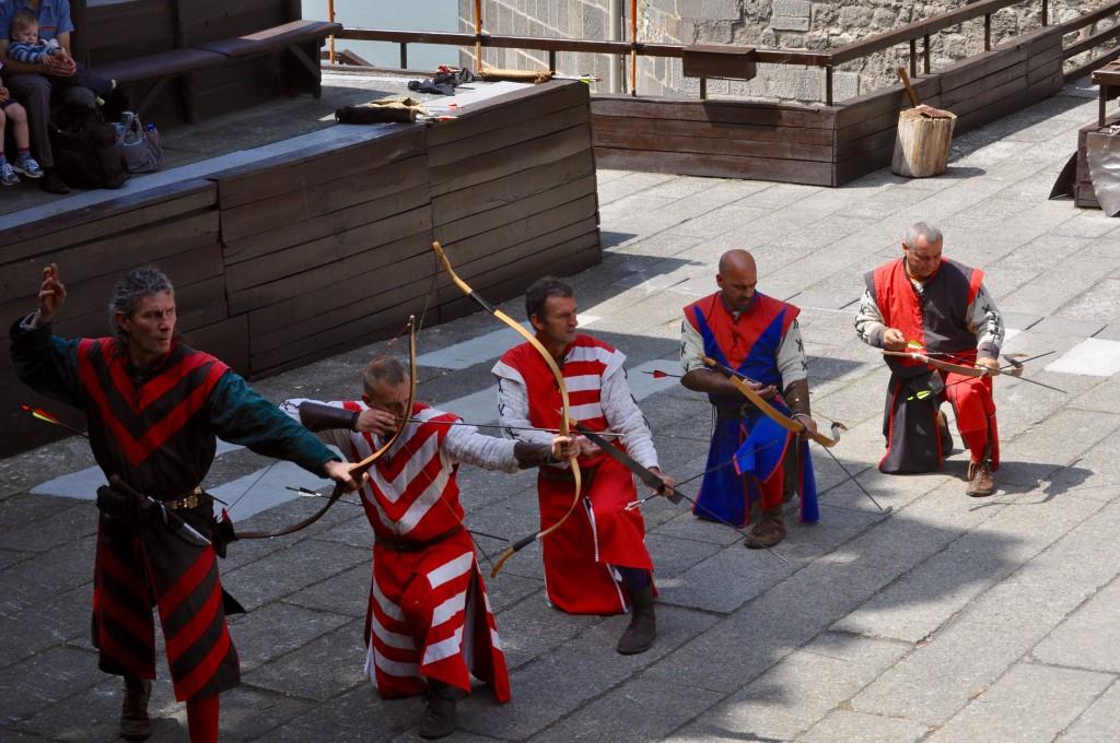 Knights Tourament Visegrad
